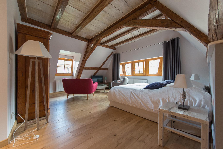 Chambres d'hôtes - La maison d'Emilie