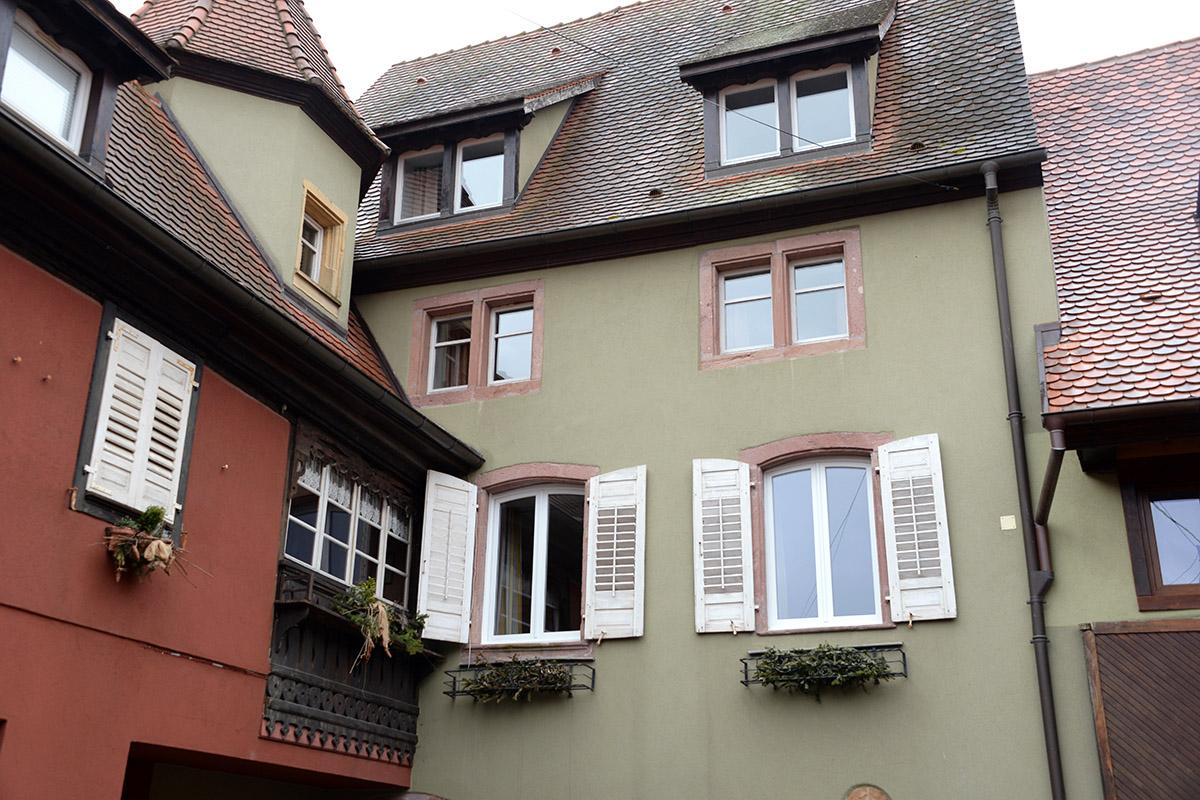 Gîte La Terrasse d'Alphonse - Aimé LICHTENBERGER
