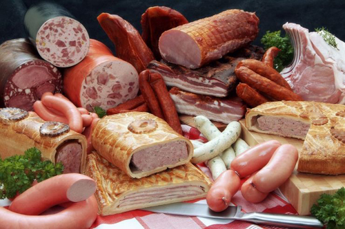 Charcuterie alsacienne, Pays de Rouffach, Vignobles et Châteaux, Haut-Rhin, Alsace