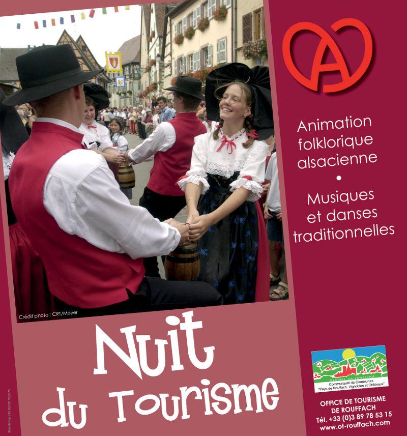 Nuit du Tourisme