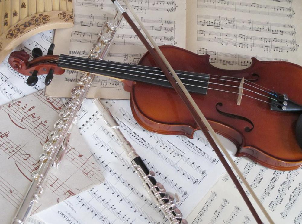 Concert, Westhalten, Pays de Rouffach, Vignobles et Châteaux, Haut-Rhin, Alsace