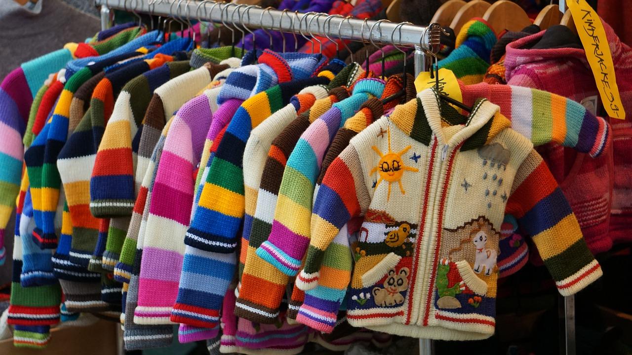 Bourse aux vêtements, puériculture et jouets