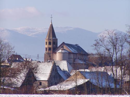 Sainte agathe de gundolsheim gundolsheim - Office de tourisme eguisheim ...