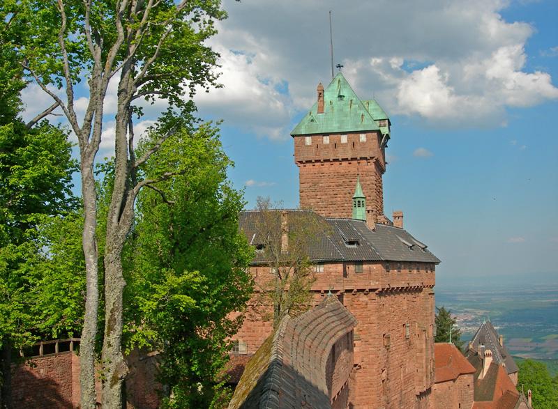 Tour du Haut-Koenigsbourg