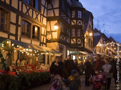 Enjoy Christmas traditions in Alsace!