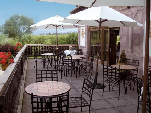 Hôtel-restaurant Le Verger des Châteaux