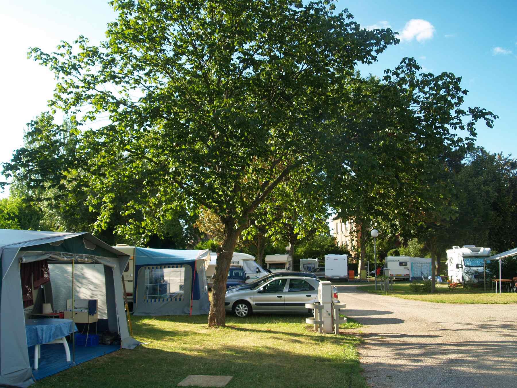 Camping municipal Les Cigognes