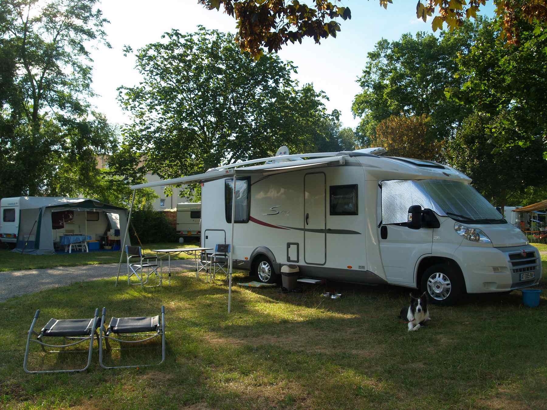 Municipal campsite  Les Cigognes