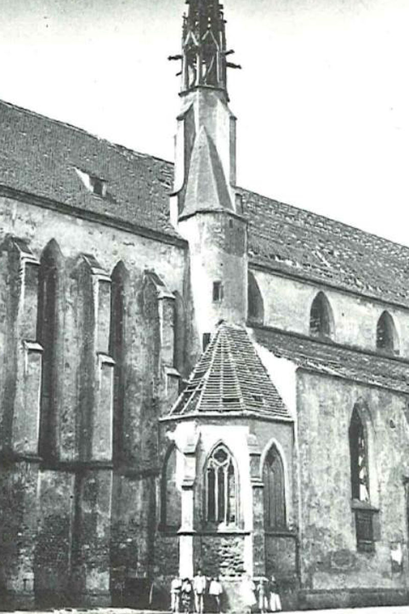 Eglise des Récollets (Protestant Church)