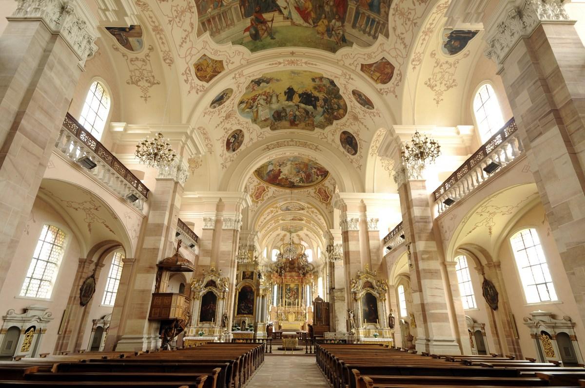 Abtei St. Mauritius