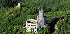 Wanderweg : Ortenbourg und Ramstein Pfad