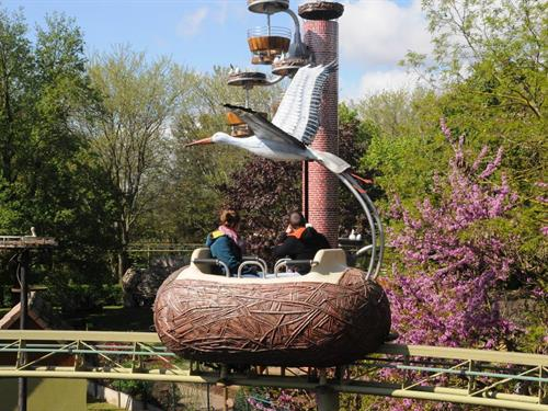 Cigoland - Storks and leisure park