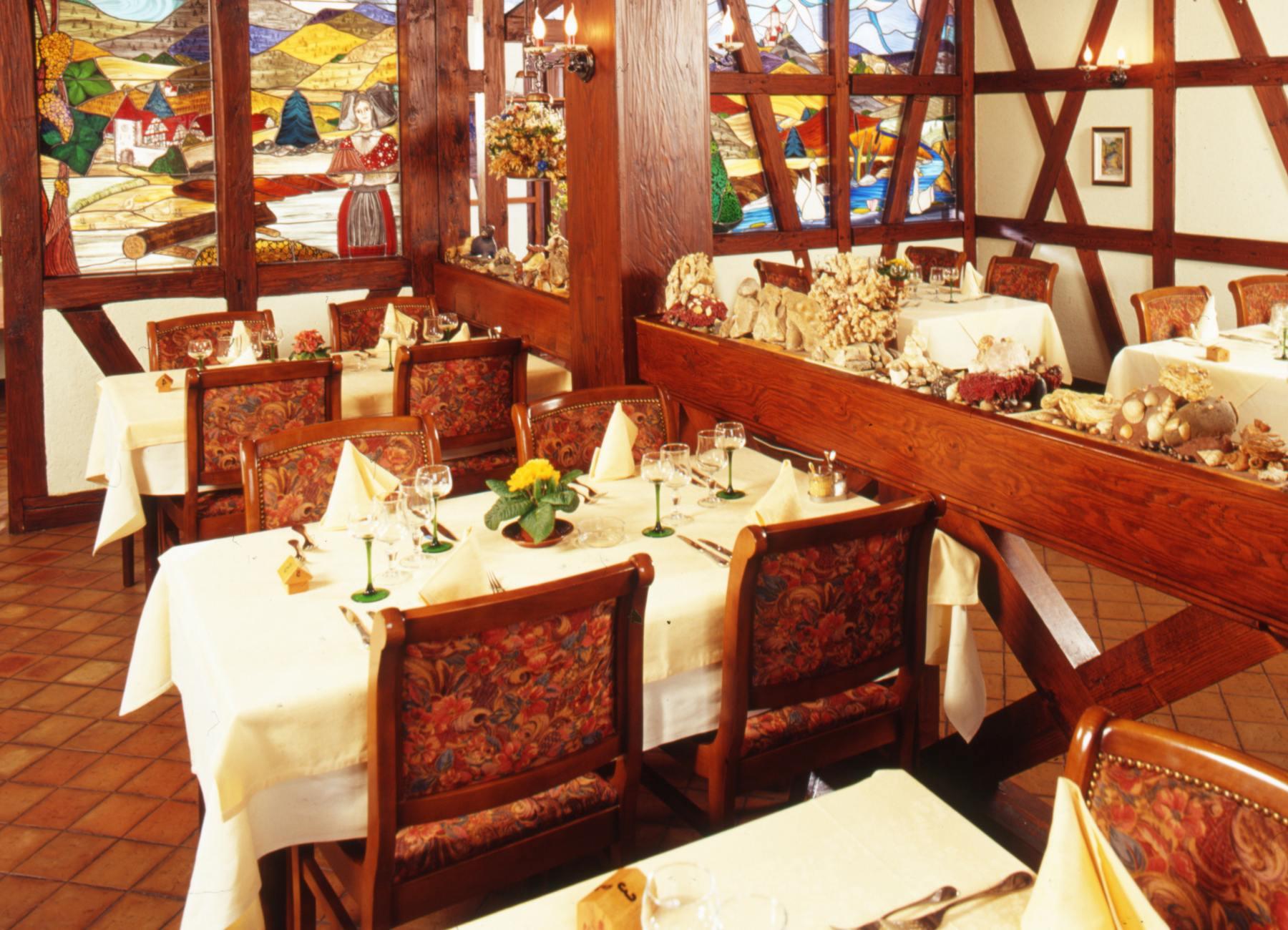 Restaurant Au Parc des Cigognes