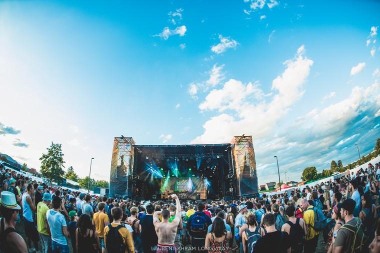 Concert : Summer vibration Reggae Festival