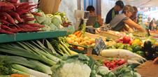 Regional produce market