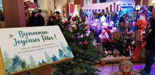 Fenêtres lumineuses de l'Avent