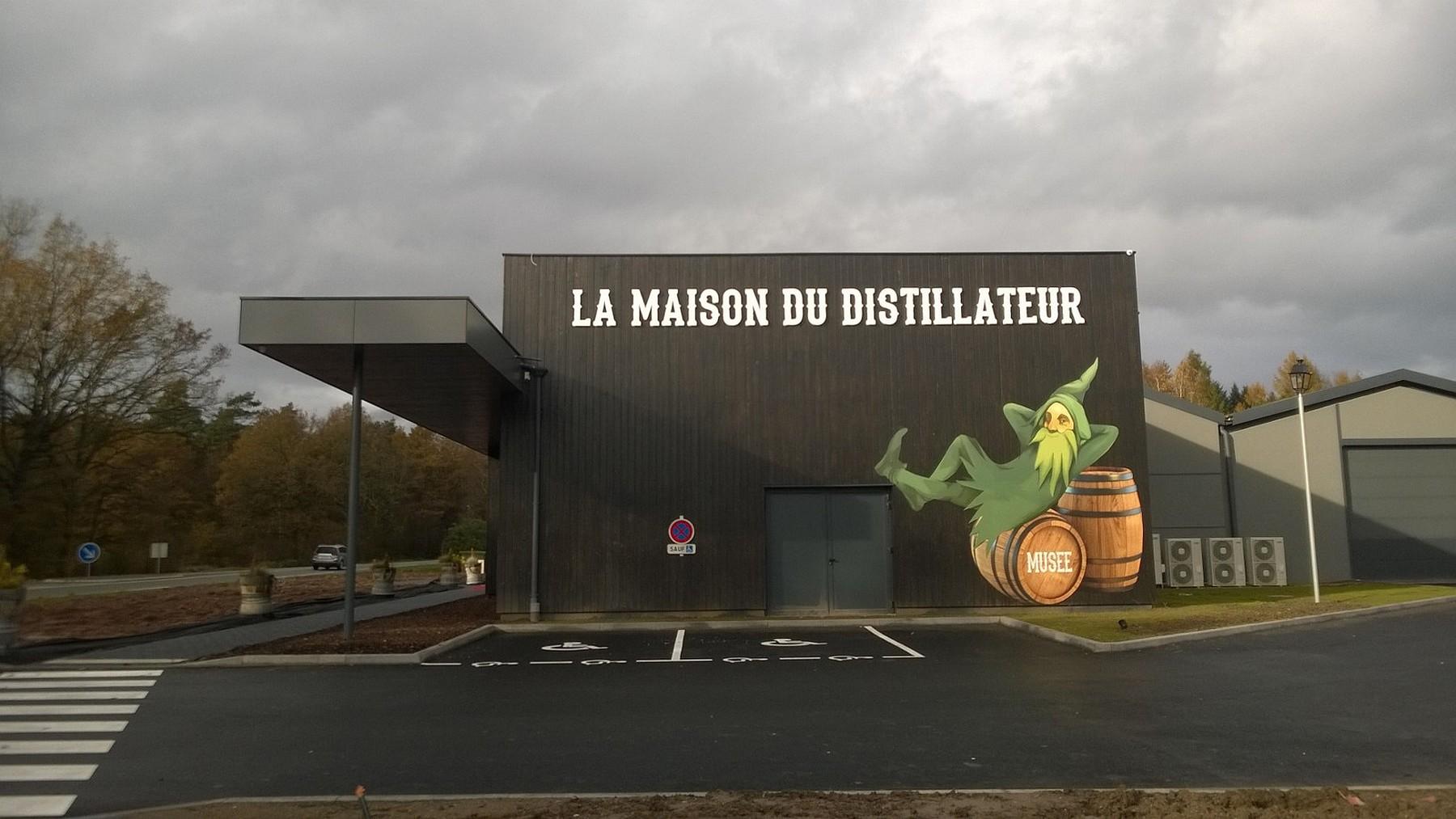 Distiller's house
