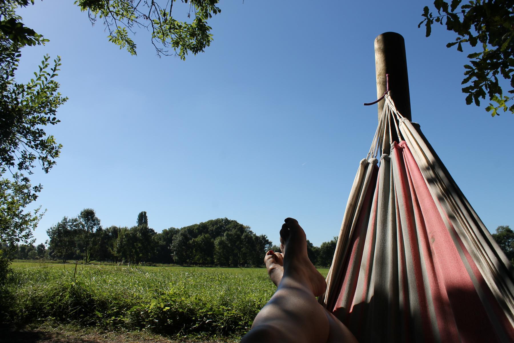 SensoRied - Sentier pieds nus