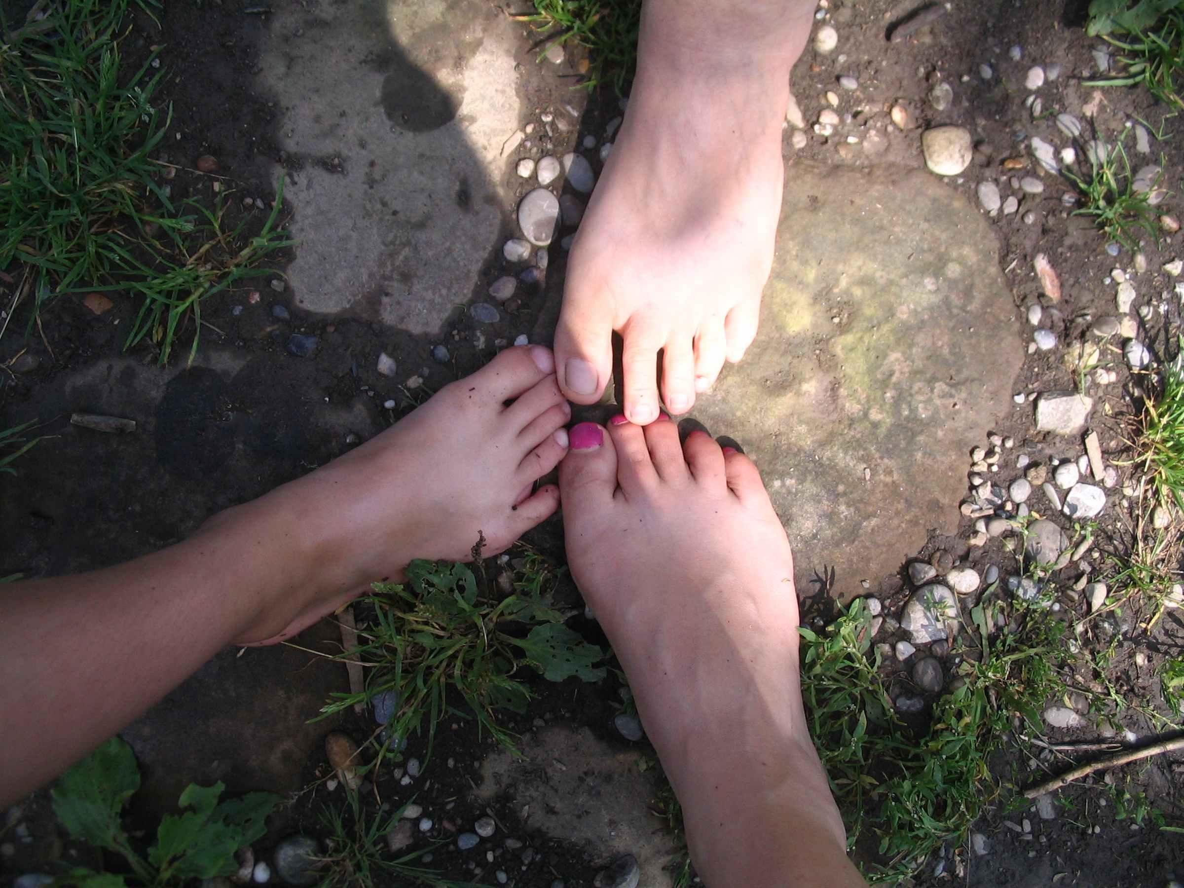 sensoried sentier pieds nus muttersholtz