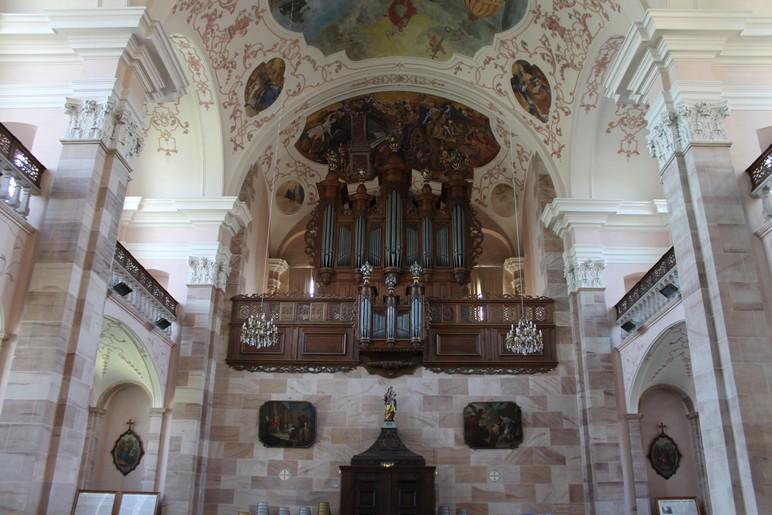 Récital d'orgue  :  Lidia Ksiazkiecicz