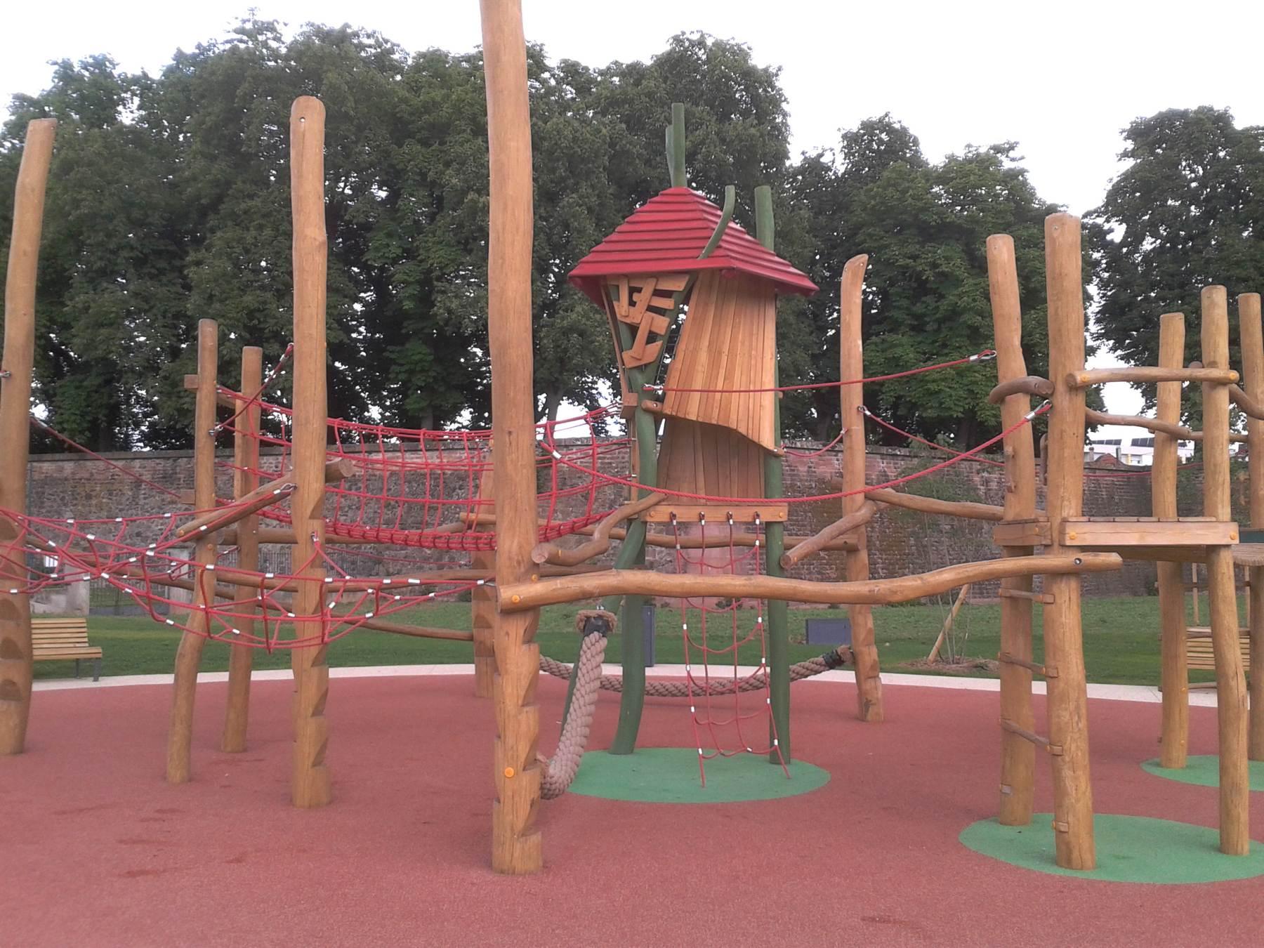 Parc des Remparts