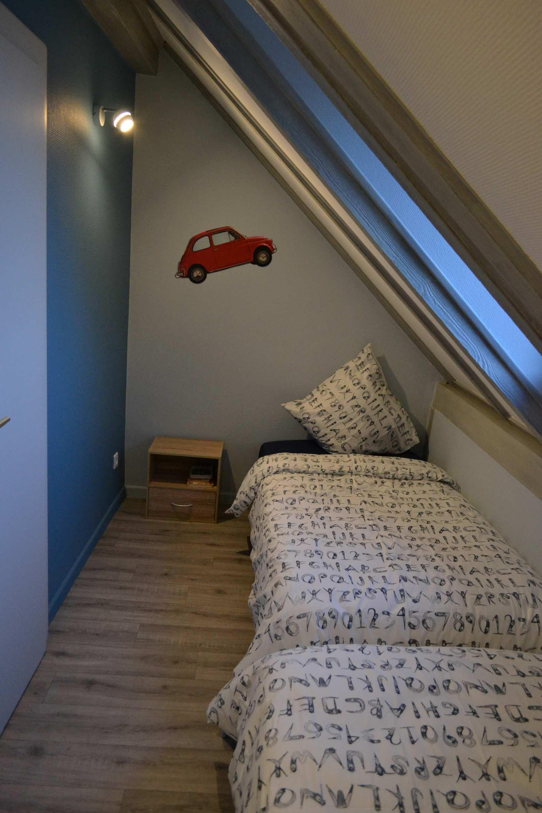 Les chambres au pied du Haut-Koenigsbourg