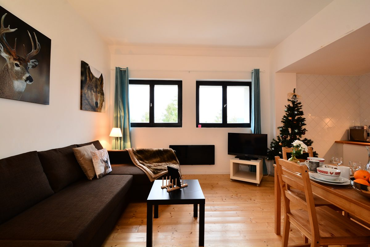 Holiday rental Cerf et Loup