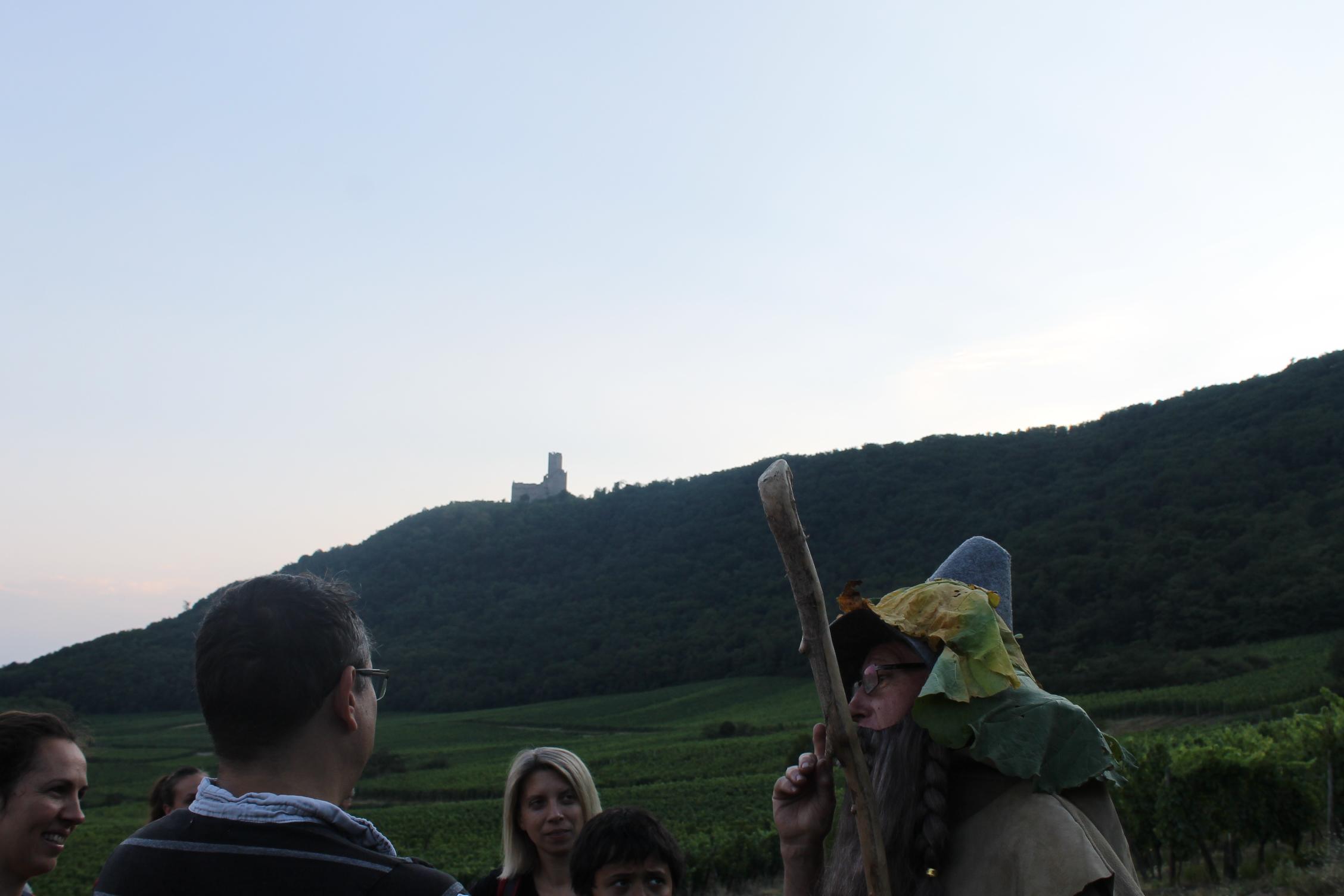 Tous au Château pour une soirée fantastique à l'Ortenbourg