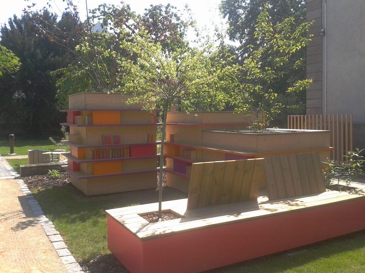 Contes au jardin - Selestat