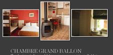 Bed and Breakfast le Luxhof - Chambre Grand-Ballon - 4 persons