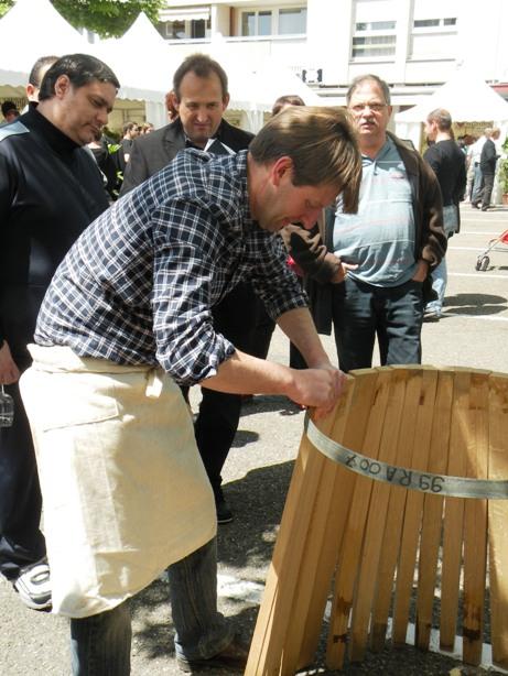 Alsace wine fair