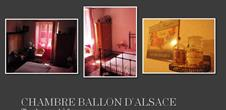Bed and Breakfast le Luxhof - Chambre Ballon d'Alsace - 3 persons