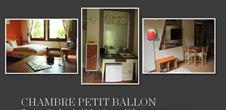 Bed and Breakfast le Luxhof - Chambre Petit Ballon - 2 persons