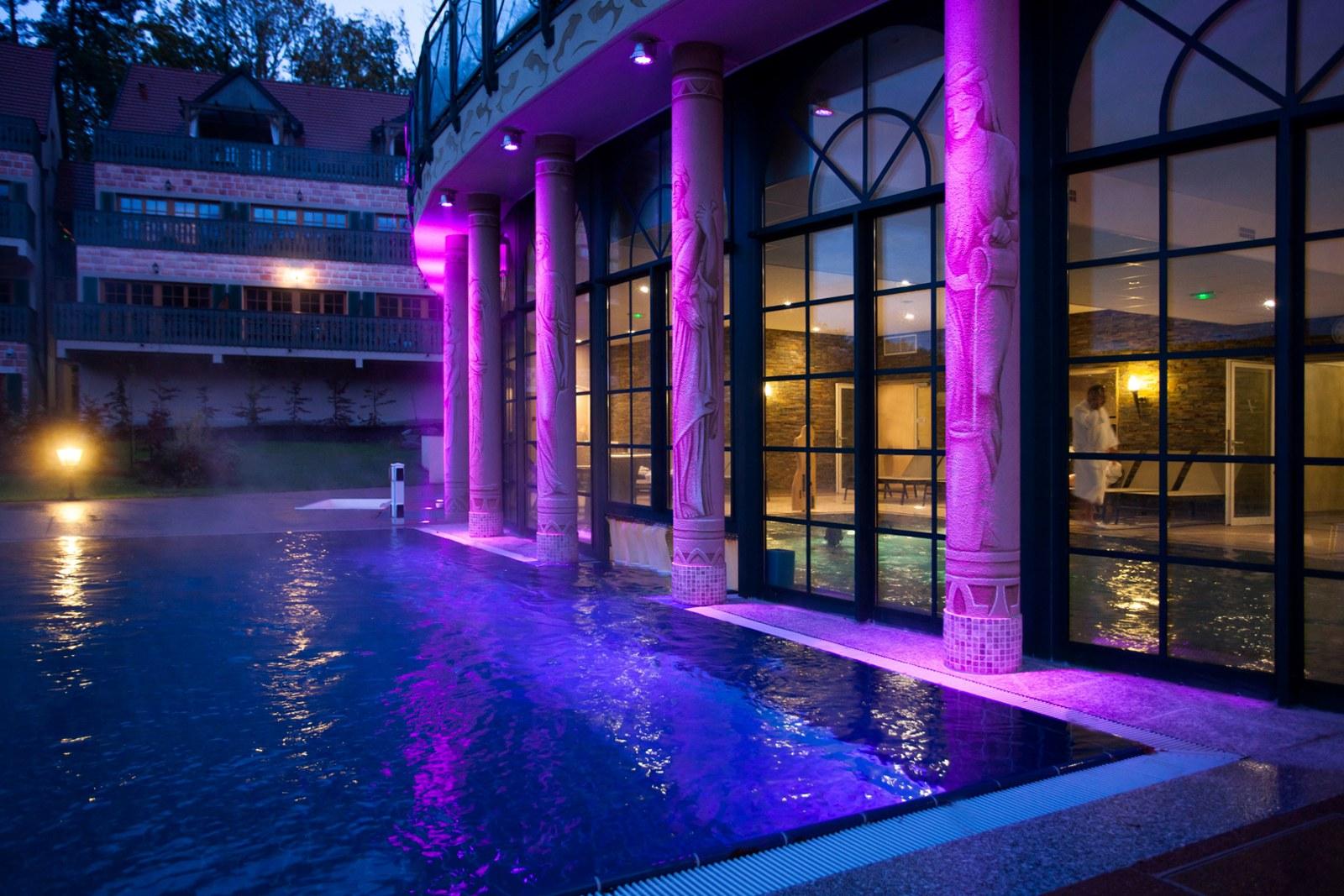 h tel spa les violettes h bergement mulhouse office de tourisme de mulhouse et sa r gion. Black Bedroom Furniture Sets. Home Design Ideas