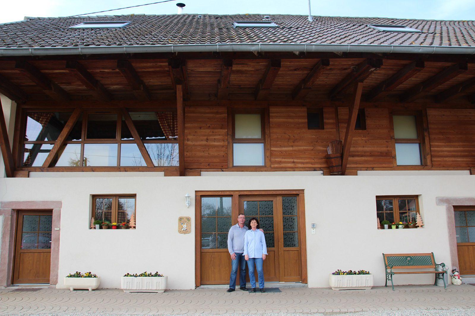 Meublé de tourisme de Mme et M Franck Laurent – Gîte La Grange – 6 personnes