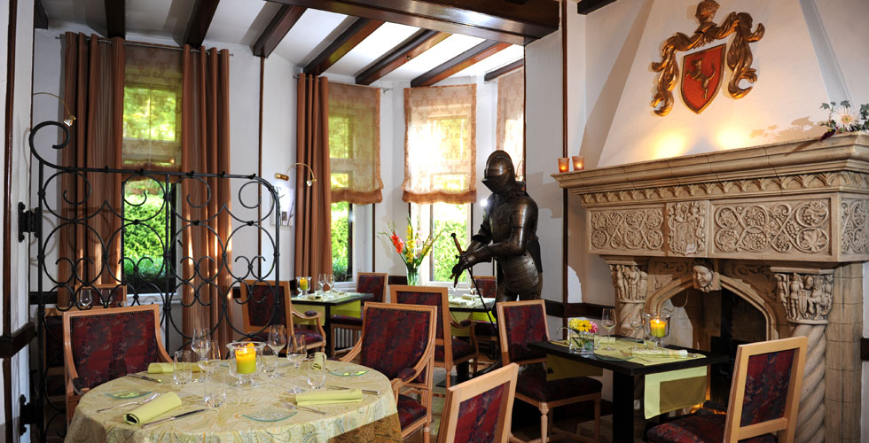 Restaurant  Le Jardin des Saveurs- Le Saint Barnabé Hotel and Spa