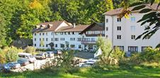 Restaurant of Langmatt Domaine