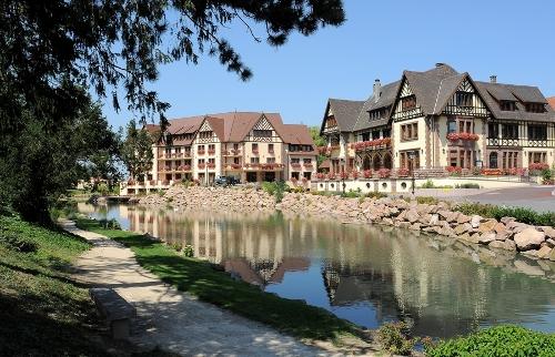 Hôtel restaurant Domaine du Moulin
