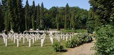 Rumanian cemetery