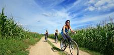 Balade à vélo dans les Pays du Florival