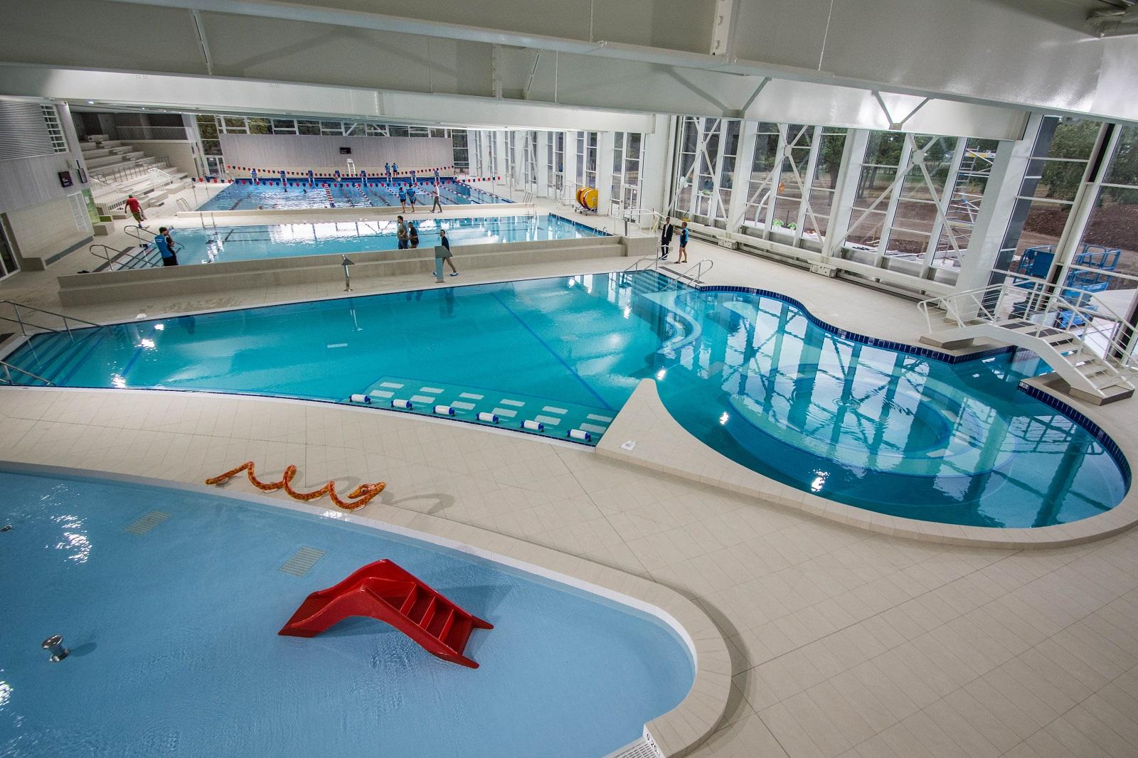 Nautilia - centre aquatique du Florival