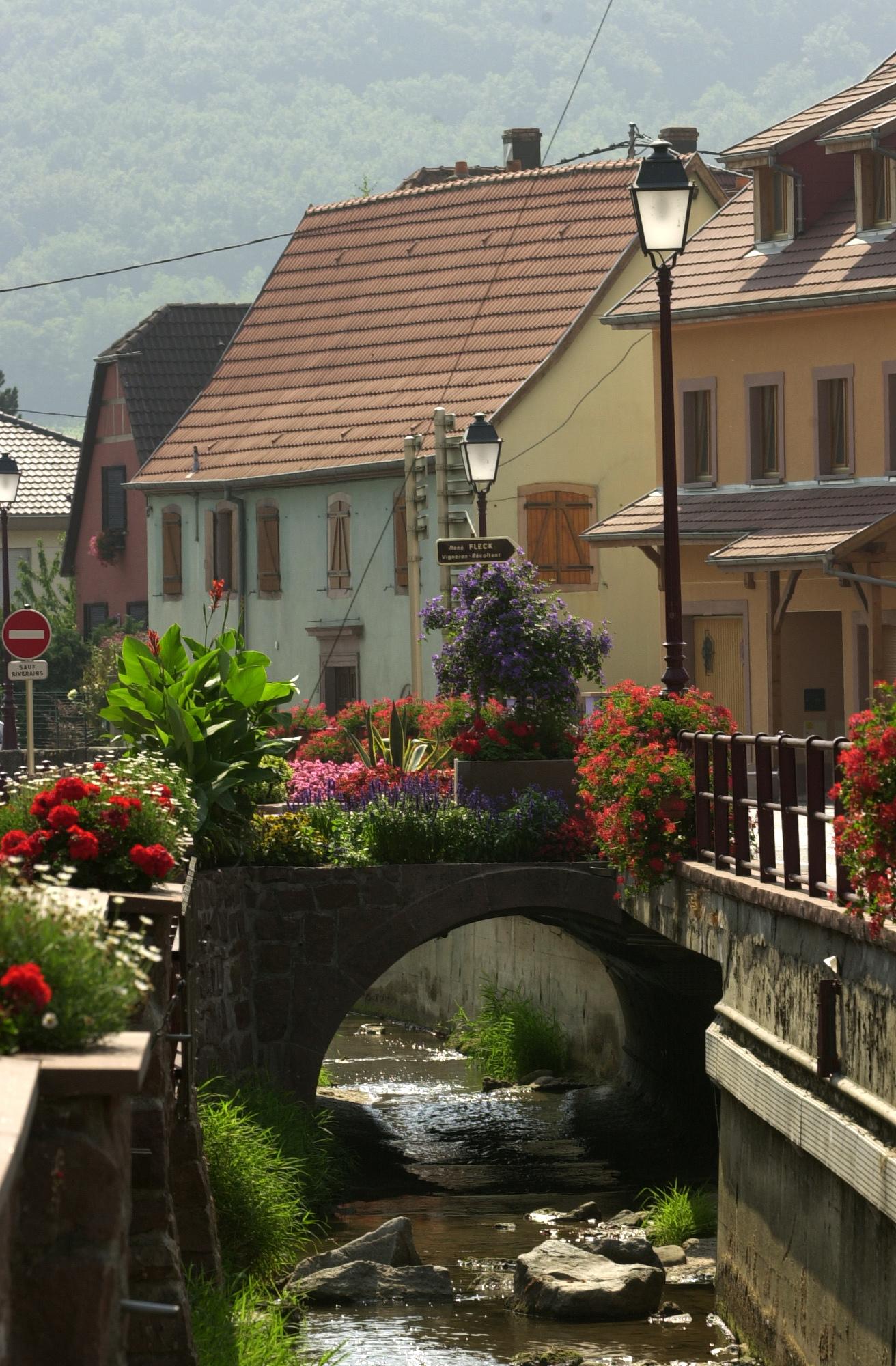 Visite guidée de la commune de Soultzmatt