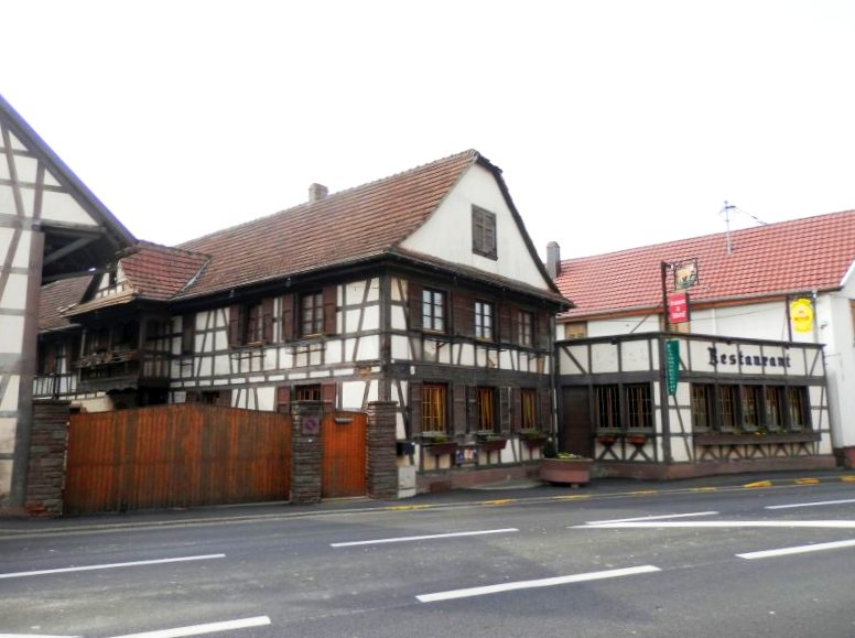 Restaurant Au Boeuf (Ittenheim)