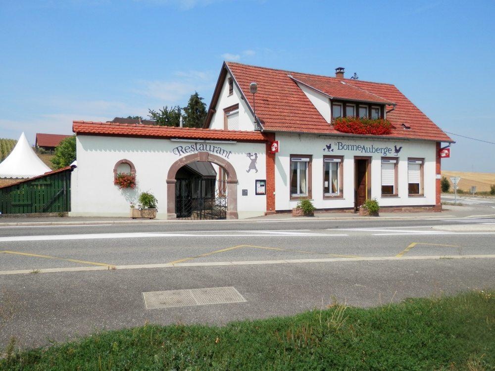Restaurant La Bonne Auberge (Woellenheim)