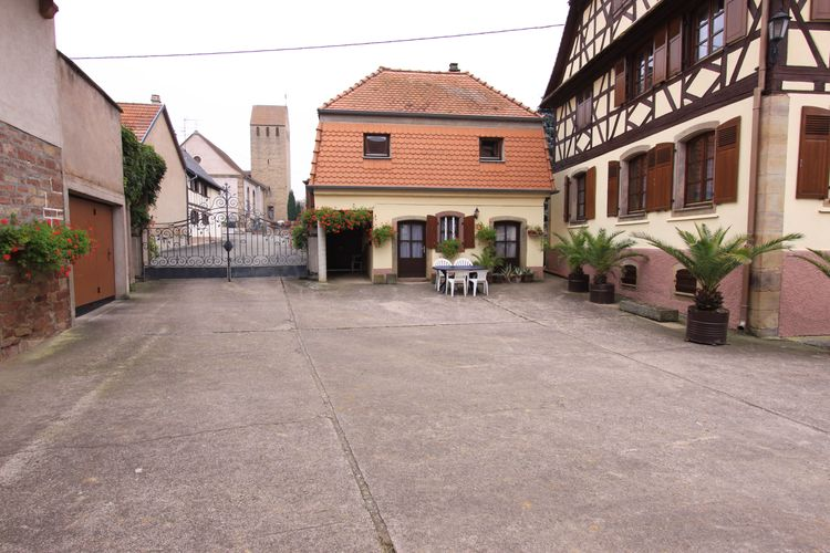 Gîte Hélène Bauer (Stutzheim Offenheim)