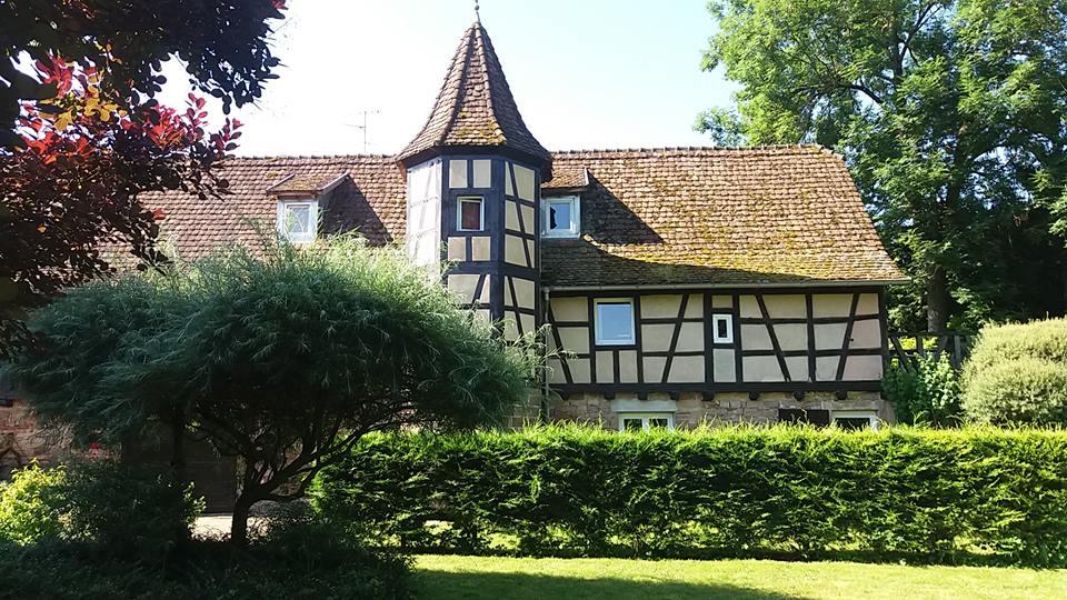Chambres d'hôtes La Tourelle de Mithra - Bibele (Neugartheim Ittlenheim)