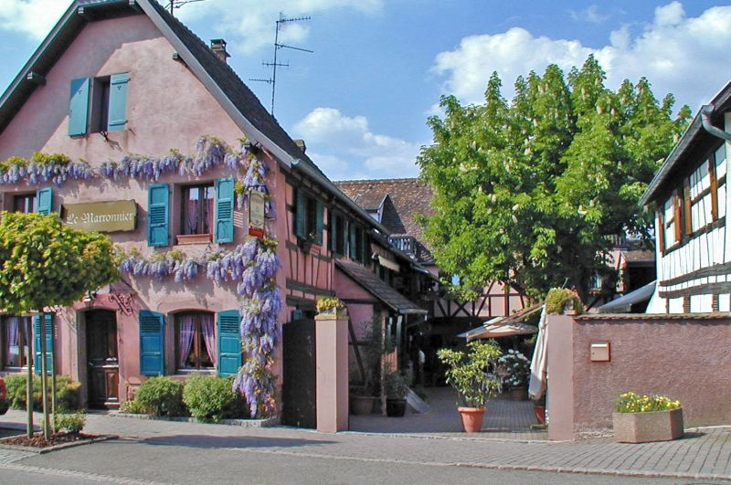 Restaurant Le Marronnier (Stutzheim Offenheim)