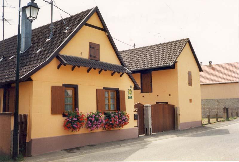 Gîte Sonia Kauffmann n°1396 (Wintzenheim Kochersberg)