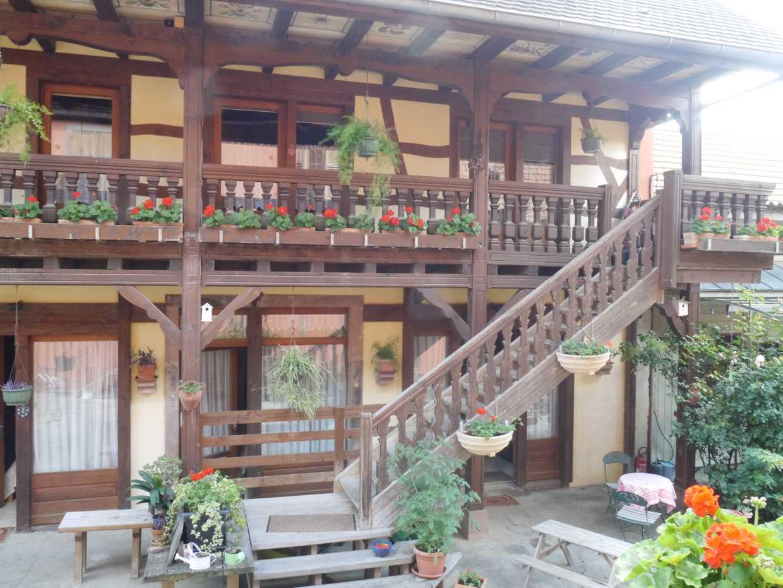 Chambre d'hôtes la Maison du Charron - Duplex Boulot (Pfettisheim)