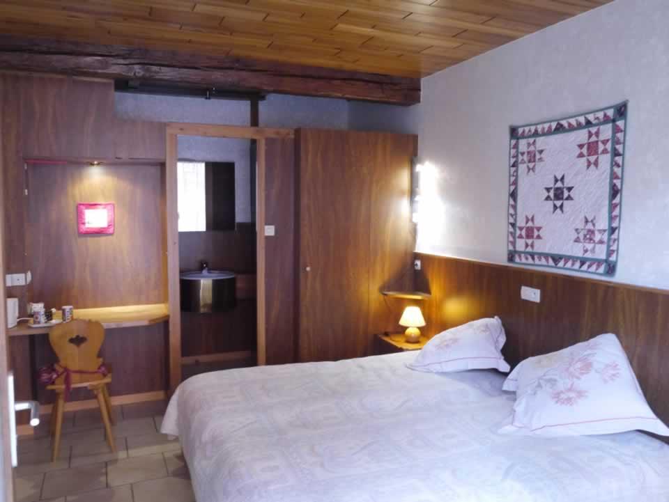 Chambre d\'hôtes la maison du charron - chambre Orme - Pfettisheim